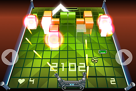 Screenshot Monster 3D Brick Breaker Revolution Free